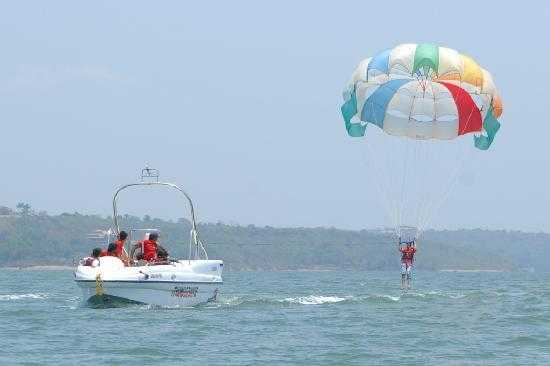 Water Sports at Nagaon Beach